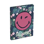 Schoolagenda 2020-2021 Smiley World Tropical Dream