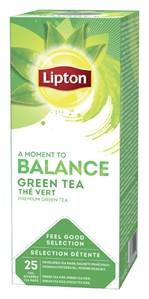 Thee Lipton Balance Groene thee 25stuks