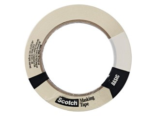 Afplaktape Scotch Basic 18mmx50m