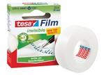 Onzichtbaar plakband Tesa film 19mmx33m