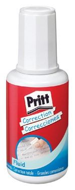 Correctievloeistof Pritt Correct-it 20ml blister