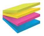 Memoblok 3M Post-it 2014 Super Sticky 76x76mm smart kubus Rio