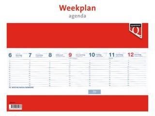 Weekplanagenda 2020 Quantore