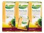 Thee Pickwick ananas 25 zakjes van 1.5gr