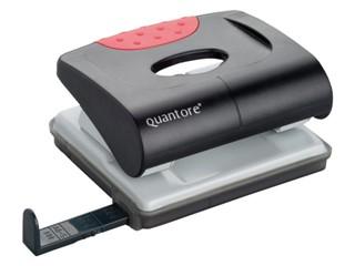 Perforator Quantore basis 2-gaats 20vel zwart