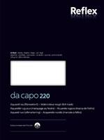 Aquarelblok Dacapo VF5004237 30x40cm 220gr 20v
