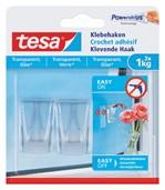Klevende haak Tesa transparant 1kg