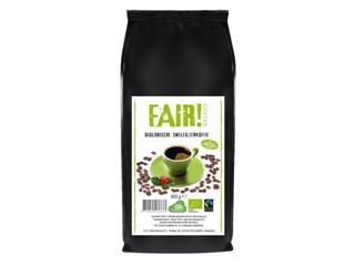 Koffie Fair biologisch snelfiltermaling 900gr