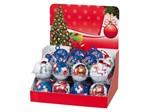 Kerstballen Hamlet met chocolademunten assorti