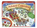 Adventskalender Ravensburger hobbyset 24-delig