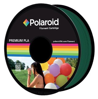3D Filament Polaroid 1.75mm PLA 1kg donker groen