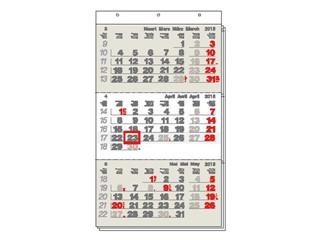 3-Maandskalender 2018 mini Manager meertalig