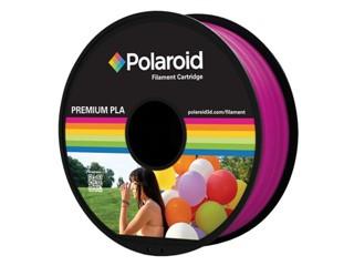 3D Filament Polaroid 1.75mm PLA 1kg magenta