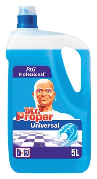 Allesreiniger Mr Proper ocean 5liter