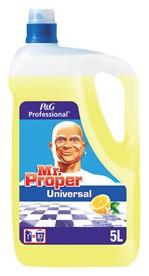 Allesreiniger Mr Proper lemon 5liter