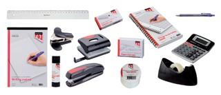 Huismerk box Quantore starterset voor op bureau