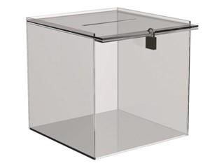 Verzamelbox OPUS 2 200x200x200mm acryl