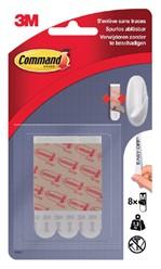 Bevestigingsstrip Command 3M 17021C medium 8 stuks
