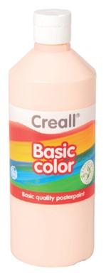 Plakkaatverf Creall basic 24 huidskleur 500ml