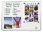 Whiteboard Legamaster Premium+ 45x60cm magnetisch email