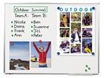 Whiteboard Legamaster Premium+ 90x120cm magnetisch emaille