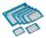 Alfabet HF2 80x130mm PP grijs
