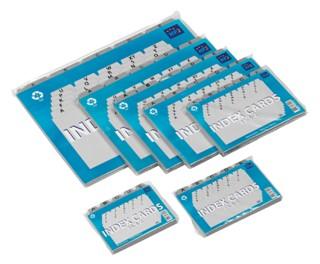 Alfabet HF2 100x150mm PP grijs